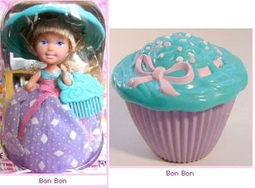 Cupcake Dolls...i had this exact one!