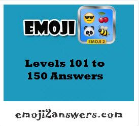 Emoji 2 Answers