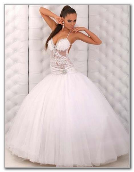 Фото невест в свадебном платье