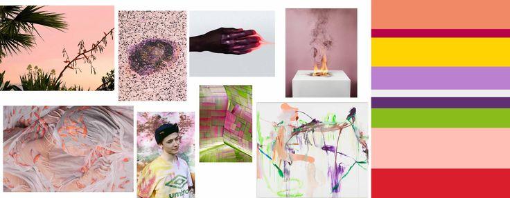 Colour harmony inspiration Martina Botelho