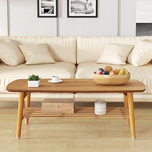 Simple Japanese Style Coffee Table Modern Fashion Small Apartment