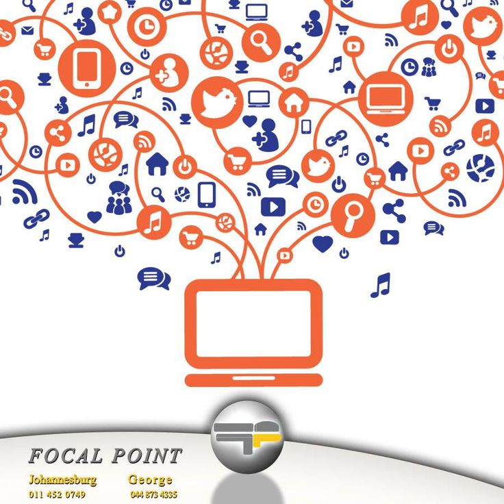 Did you know that at Focal Point we also do web design, web technology and cloud technology? Contact us for further information on these added services. #lifestyle #technology #itsolutions