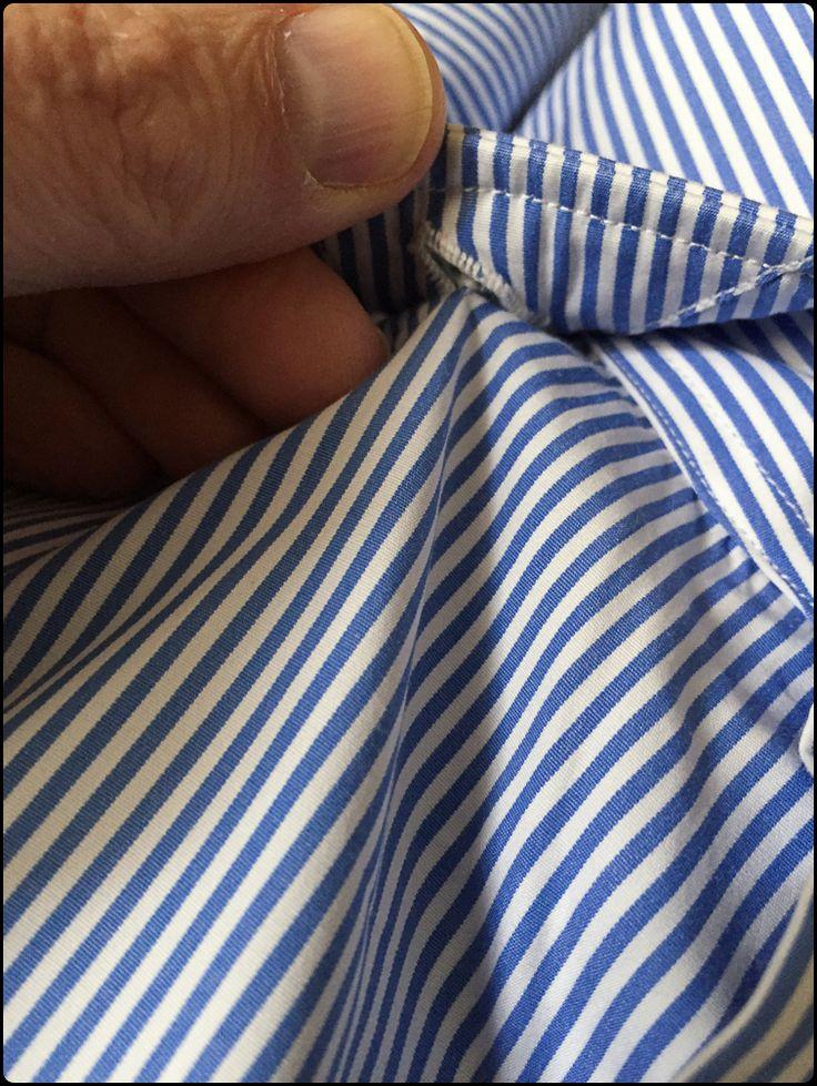 Mary Frittolini bespoke shirt