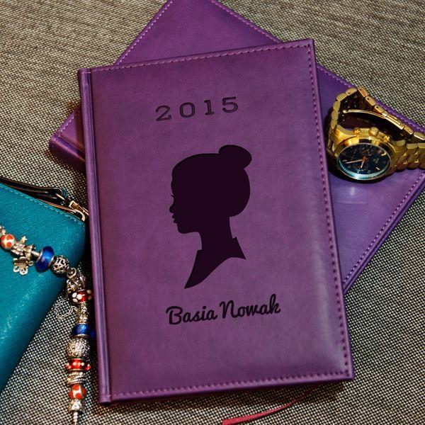 Kobieta - kalendarz 2015 w MyGiftDna na DaWanda.com #niezchinzpasji