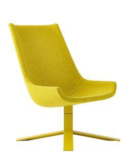 YELLOW CHAIRS |Windowseat Lounge Seating | www.bocadolobo.com/ #modernchairs #chairideas