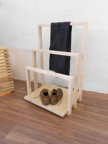 Kleiderdiener 'ONEGA' von awee.design auf DaWanda.com