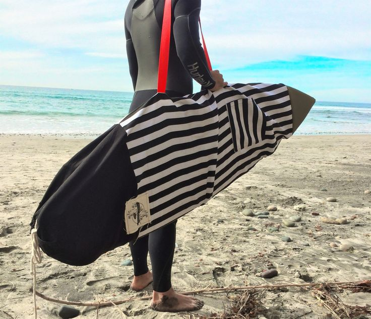 Case surfboard// one of a kind// handmade// canvas by ESTRELLACO on Etsy