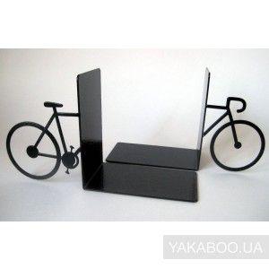 Держатель для книг Pinxi Велосипед (Velobook)