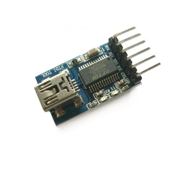 FTDI 5V USB To TTL MWC Universal Programmer Debuger For Arduino FIO/pro/mini/NWC OSD MINIOSD F3