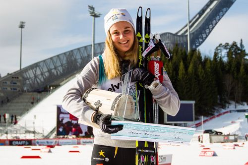 Stina Nilsson and Jimmie Johnsson Best at King of the Hill