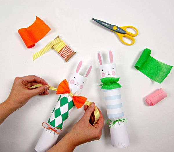 29 best crackers images on pinterest merry christmas love new funny bunnies make your own easter crackers set by meri meri published by bobby rabbit solutioingenieria Gallery
