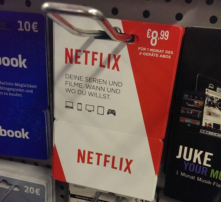 Abo für Streamingdienst konnte bislang nur über Kreditkarte und Paypal bezahlt werden