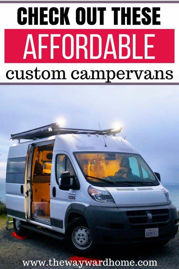 Ram Promaster Camper Vans: Two custom builds for $60,000