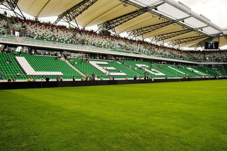 Legia Stadium-Warsaw