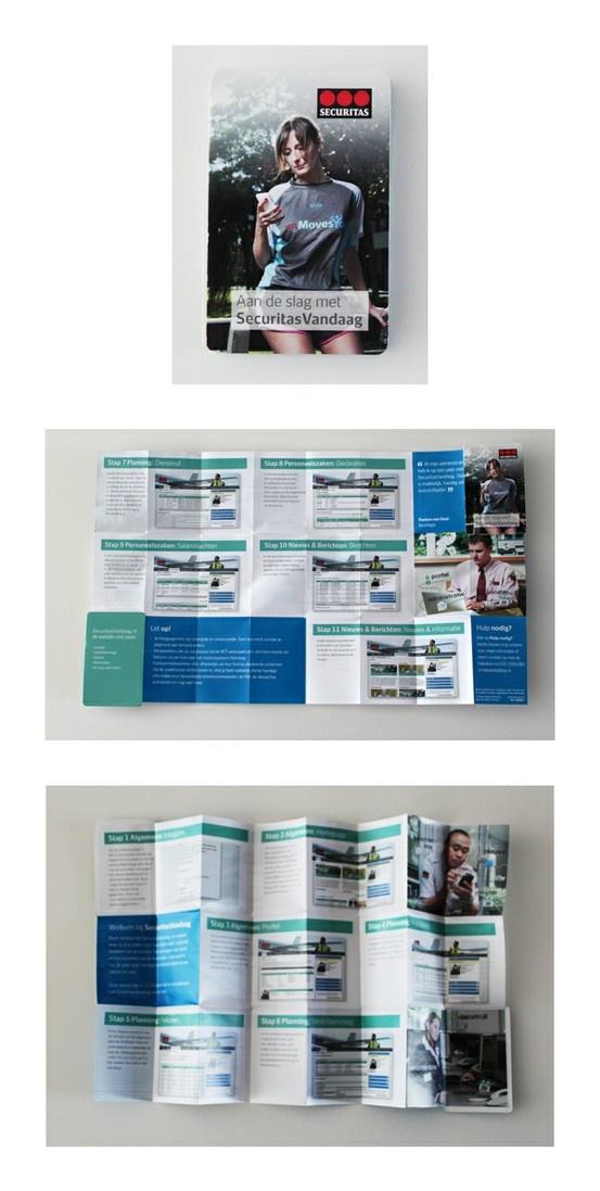 Simpel gekleurde layout,  duidelijke lettertypes. creditcard vormaat voor en achter kant is verschillend