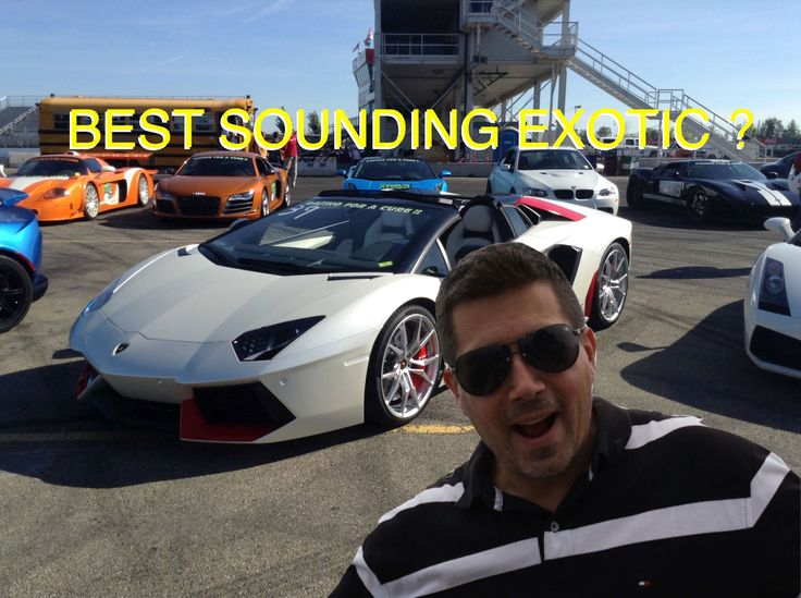 My Favorite POV accelerations in fast supercars - LOUD Exhaust