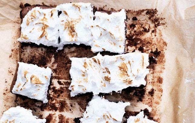 Kokosmarengs brownie