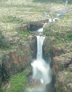 Jim Jim Falls,Kakadu National Park, Australia