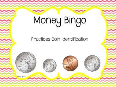 17 best ideas about money bingo on pinterest bingo for money teaching money and money activities. Black Bedroom Furniture Sets. Home Design Ideas