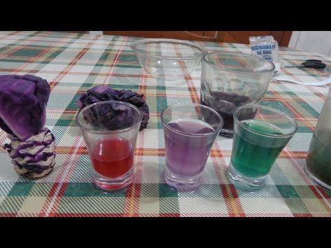 Análise de pH Super simples, caseira, natural e grátis ideal para pomar e horta em vasos - YouTube