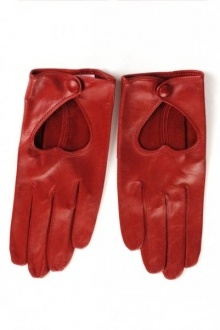 Heart Driving Gloves. Need to touch up your car? 100% Colour Match Guarantee - http://www.chipex.co.uk/  #Chipex #TouchUpPaint