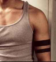 Solid bands -- ok but this is scott mccall and that's funny to me