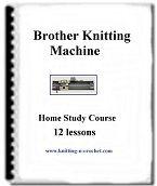 Bond knitting machine patterns