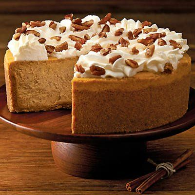 PUMPKIN CHEESECAKE  The Cheesecake Factory Copycat   1 1/2 cups graham cracker crumbs  5 tablespoons butter, melted  1 cup plus 1 tablespoo...