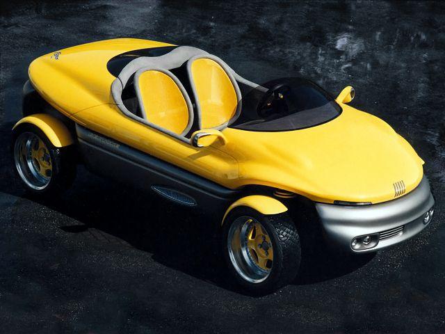 Fiat Cinquecento RUSH (Bertone), 1992