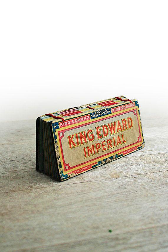 cigar box journal