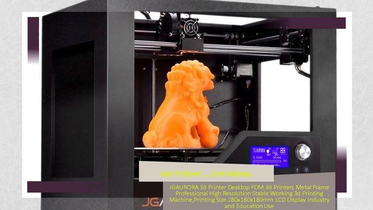 #VR #VRGames #Drone #Gaming JGAURORA 3d Printer Desktop FDM 3d Printers Metal Frame Professional High Resolution #3D, 3d printer, 3d printer accessories, 3d printer filament, 3d printer review, 3d printer software, 3D Printer Tools, 3d printers, Drone Videos, JGAURORA, JGAURORA a3 firmware, JGAURORA desktop FDM 3d Printer, JGAURORA prusa i3 ##3D #3DPrinter #3DPrinterAccessories #3DPrinterFilament #3DPrinterReview #3DPrinterSoftware #3DPrinterTools #3DPrinters #DroneVideos #