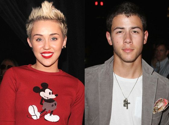 Nick Jonas Talks Ex-Girlfriend Miley Cyrus and Raps to Sir Mix-a-Lot's ''Baby Got Back''—Watch Now!  Miley Cyrus, Nick Jonas
