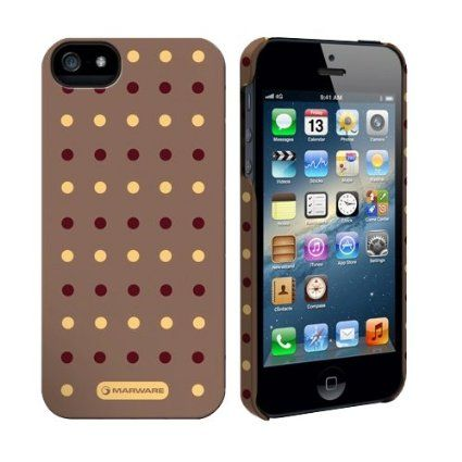 Marware MicroShell Case Goosebumps + Screen Protector (iPhone 5/5s) - myThiki.gr - Θήκες Κινητών-Αξεσουάρ για Smartphones και Tablets - Marware MicroShell Case Goosebumps