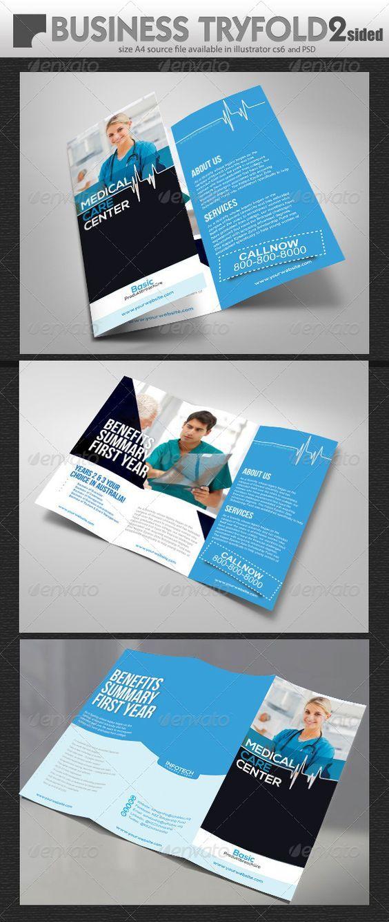 Customize 100+ Medical Brochure templates online Design