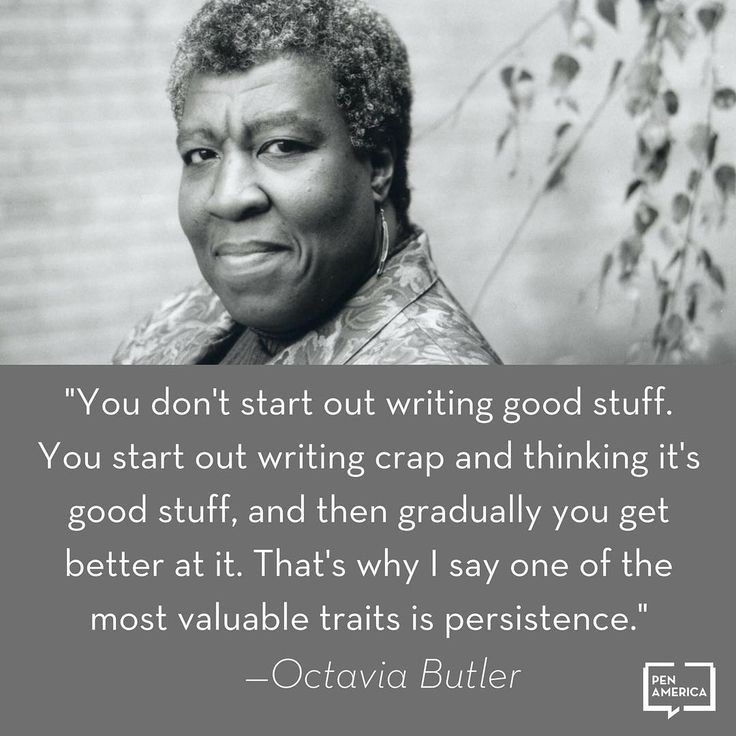 """175 Likes, 1 Comments - PEN America (@pen_america) on Instagram: """"Octavia Butler, the first science fiction writer to receive a MacArthur fellowship, died on this…"""""""