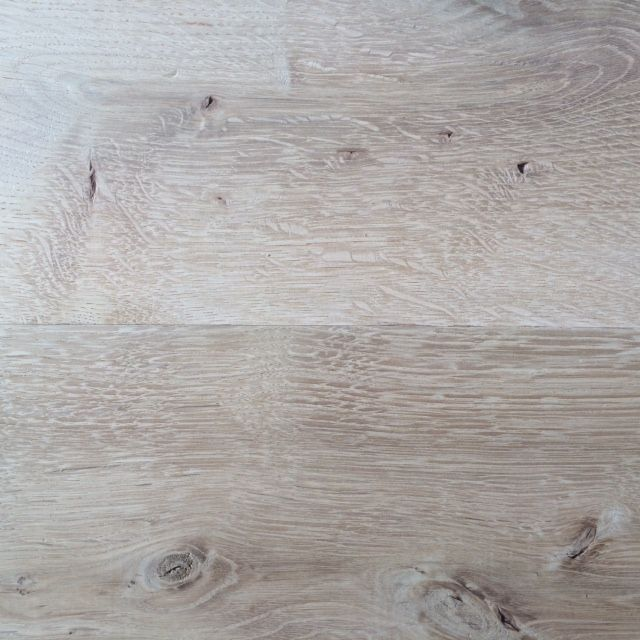 Our FSC Certified European Cut Domestic White Oak Flooring is a character-grade wide plank wood floor made from slicing the whole log. Click to seemore!