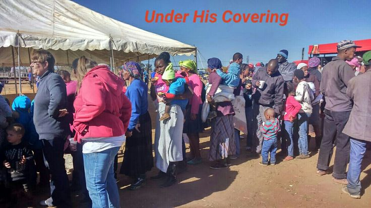 Under His Covering & UPS SCS SOUTH-AFRICA