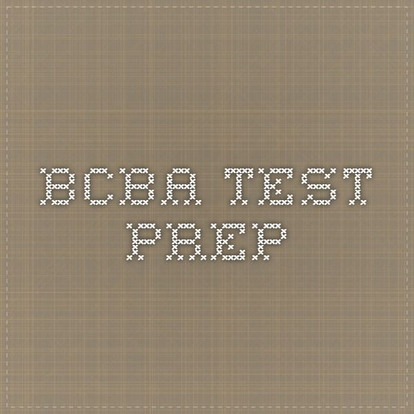 40 best images about BCBA Exam on Pinterest Charts