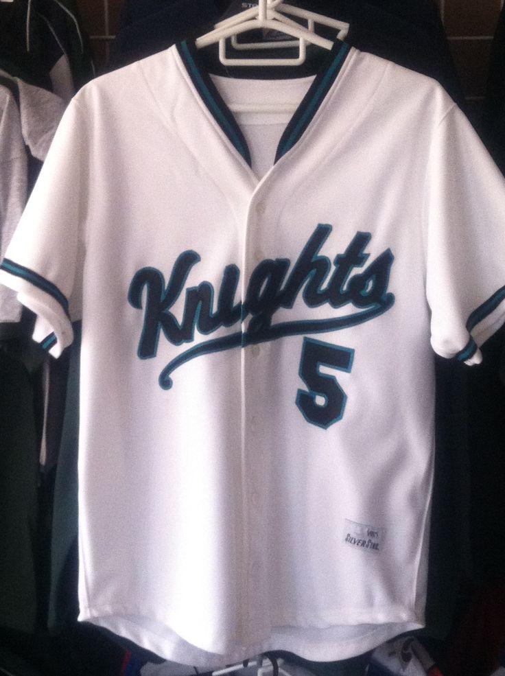 Knights baseball gear Contact us for uniforms  www.silverstar-sports.com