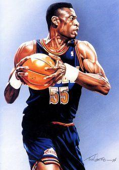 Denver Nuggets | Dikembe Mutombo