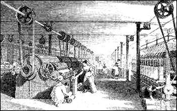 En el siglo XVIII, la población activa, generalmente trabajaba en actividades agrícolas y ganaderas.