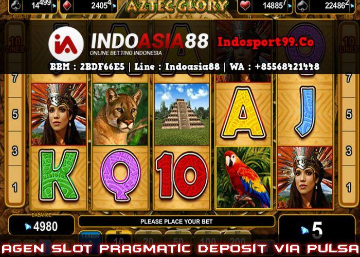Agen Slot Pragmatic Deposit Via Pulsa Indonesia Joker Beri