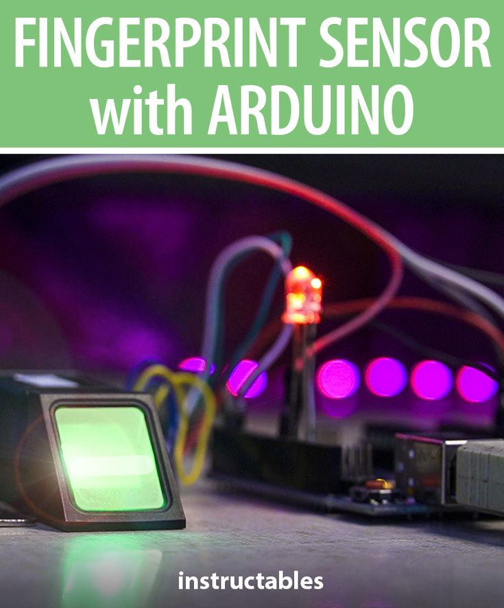 How to Setup Fingerprint Sensor With Arduino