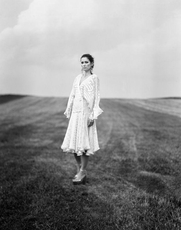 model/designer/muah: Dominika Jurkiewicz scan large format