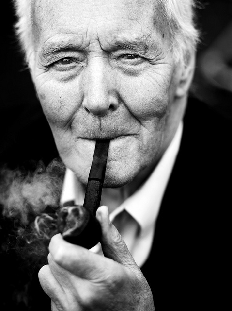 Tony Benn - Labour MP, writer, activist, feminist and social commentator. Died March 14th. 2014. Always an inspiration and will be sadly missed.