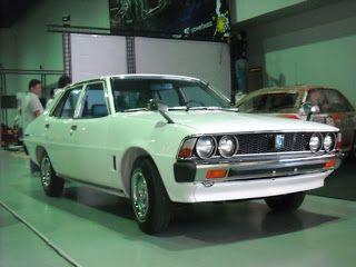 1976 – 1980 Mitsubishi Galant Sigma