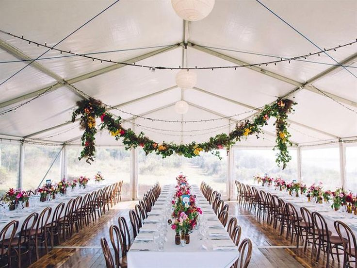 Over The Top Events [PHILLIP ISLAND] Specialising in clear span marquees and complete event hire, we can design a package that is perfectly suited to your style and budget.