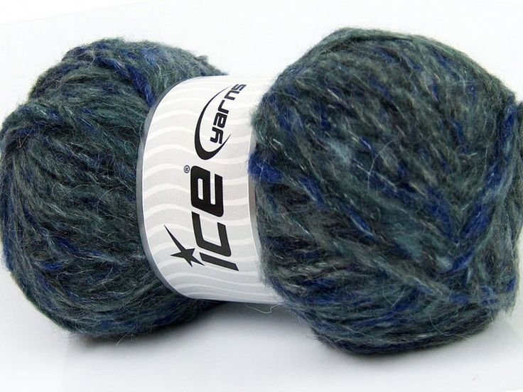 Harmony Mohair Grey Shades Blue