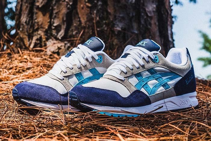 separation shoes fe651 bdae4 ASICS Drops Another Seriously Fresh GEL-Saga | ASICS Drops ...