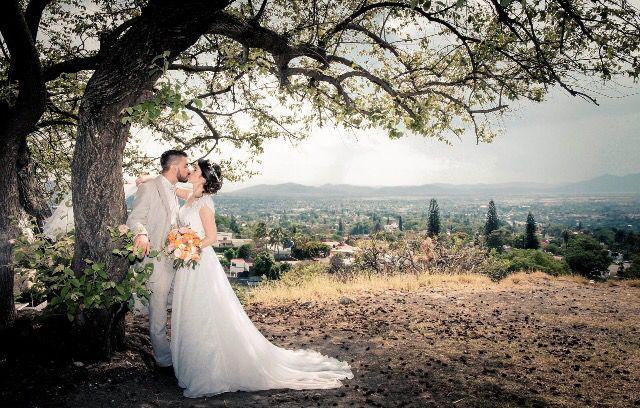 Wedding day, Boda